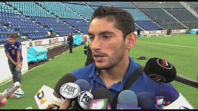 Jose de Jesús Corona: 'Estoy muy tranquilo con mi trabajo'