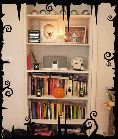 Cuentos de terrorLos libros son los objetos más carismáticos de un hogar...