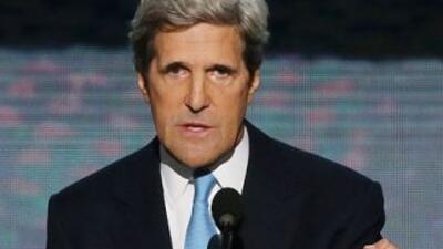 El senador John Kerry asumirá la Secretaría de Estado durante el segundo...