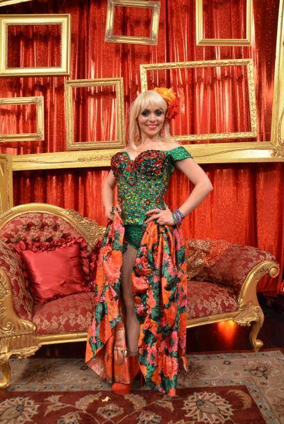 Felicidades a la ganadora de Viva La Diva 2014, sin duda la mejor concur...