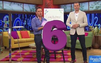 Javis explicó cuál es la misión de los números en el Universo