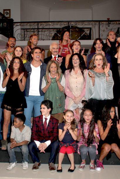 ¿Te gusta el elenco de esta telenovela?
