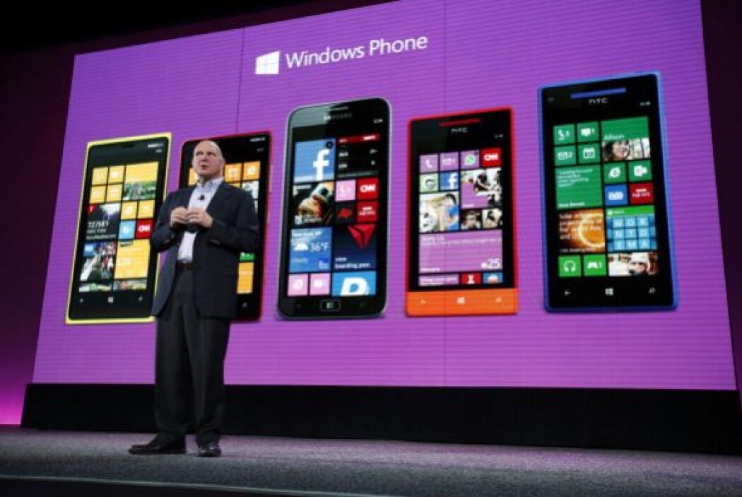 El rango de precios anunciados va desde 49 dólares por un Nokia Lumia 82...