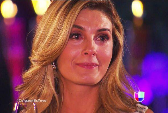 Tú también te quedaste con las ganas Isabela, Fernando te mandó por un t...