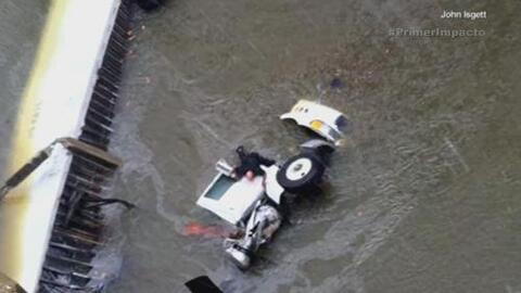 Lluvias torrenciales provoca mortales inundaciones en varios estados de...