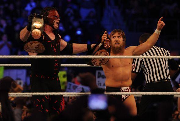 El equipo infernal, que componen Kane y Daniel Briant, ganó muy rápidame...