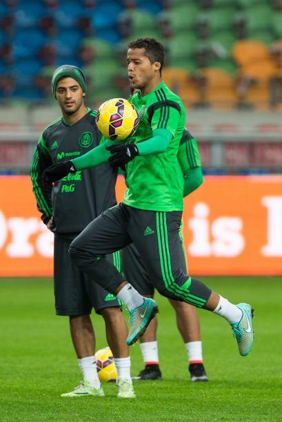 Dos grandes amigos, inseparables desde la selección mexicana Sub 15, Vel...