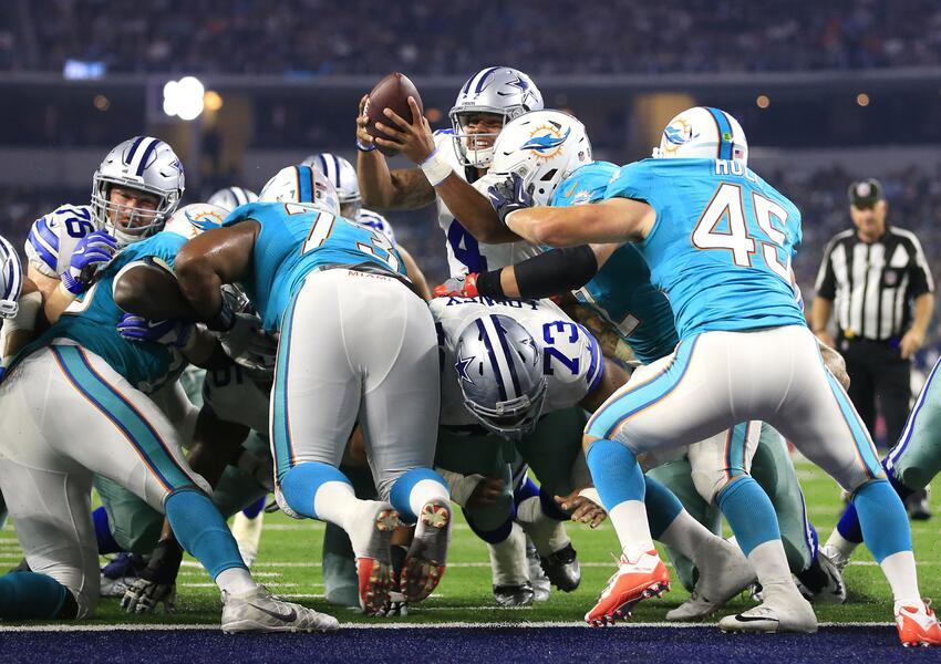 Las jugadas que no te puedes perder de la Semana 2 de la pretemporada NFL