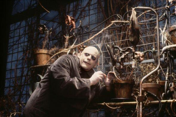 9. Los Locos Adams.  Este Halloween no puedes pasar por alto el clásico...