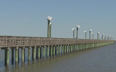 Por primera vez, la fundación de la bahía de Galveston publicó en españo...