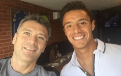 José Luis Higuera y Toño Rodríguez