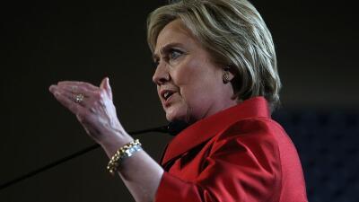 Clinton logra el apoyo del líder de la minoría en el Senado Reid clinton...