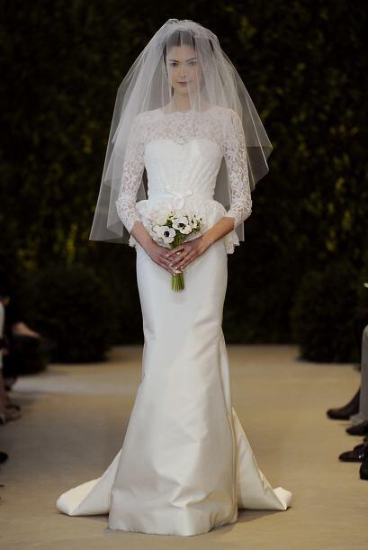 Carolina Herrera es la mujer que le da a cada uno de sus diseños...