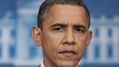 Obama insistió en que aún existe la vía diplomática para detener el prog...