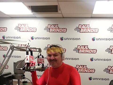 Este 14 de febrero fue especial, pues en el Show de Raúl Brindis tuvimos...