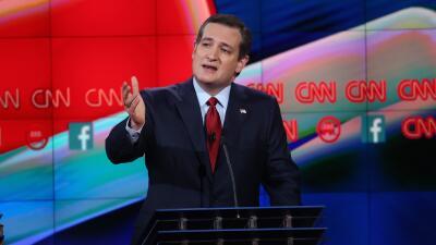 Ted Cruz, precandidato republicano