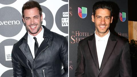 William Levy y Erick Elías