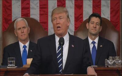 """Trump: """"Creo que es posible una reforma migratoria real y positiva"""""""