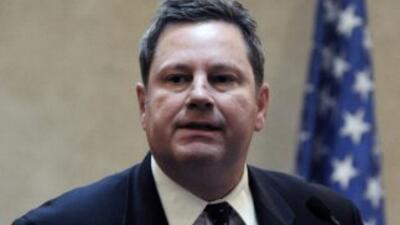 Mike Hammer,secretario de Estado adjunto para Asuntos Públicos de Estad...