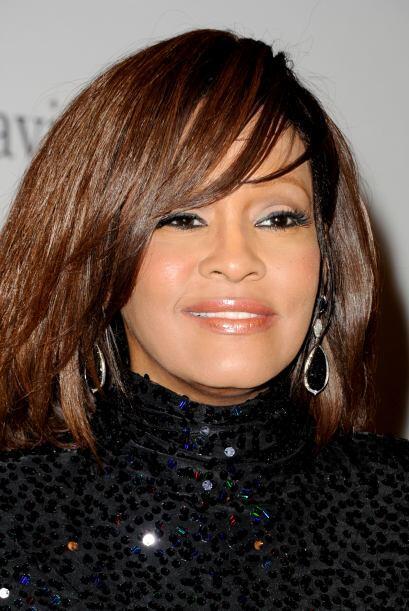 Whitney falleció el 11 de febrero de 2012 tras morir ahogada en la tina...