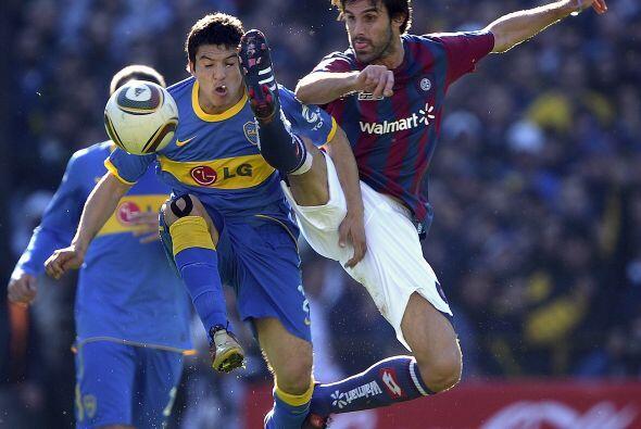 En la propia cancha de Boca, San Lorenzo vacunó al local por 2-1.
