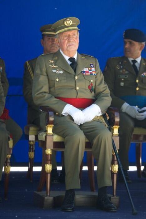 Juan Carlos de Borbón y Borbón ha sido Rey de España bajo el nombre de J...