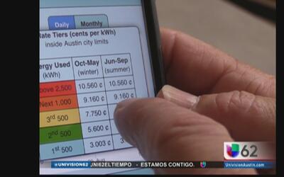 Austin bajará tarifas de energía
