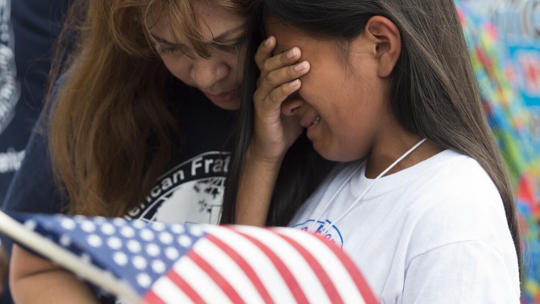 En Estados Unidos hay entre 4 a 5 millones de niños estadounidenses hijo...