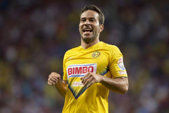 Luis Gabriel Rey.- El delantero colombiano tuvo una gran noche en el Omn...