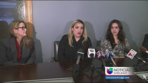 La familia de Heriberto Godinez interpone una demanda contra la Policía...