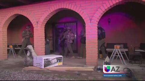 Autoridades allanaron diversas viviendas en operativo contra el narcotrá...
