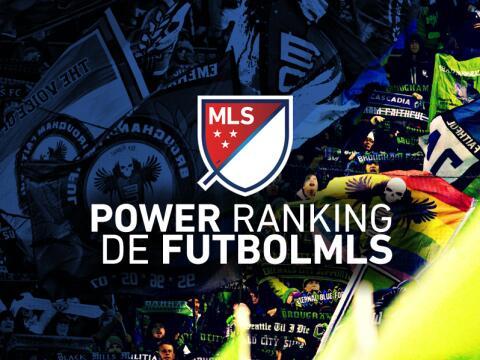 Power Ranking Futbo lMLS