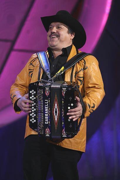 Los Originales de San Juan fueron reconocidos como el artista de la semana.