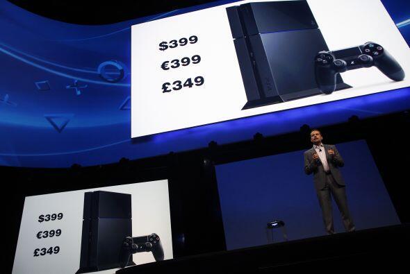 Sony ha anunciado que su nueva consola PlayStation 4 saldrá a la venta e...