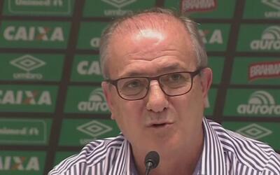 "Iván Tozzo, presidente de Chapecoense: ""Desde ahora somos hermanos con l..."