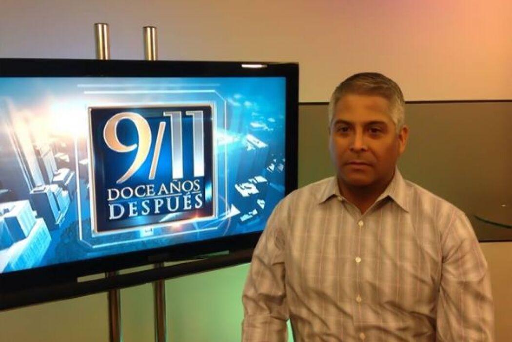 Tony Martínez/Productor Ejecutivo/Noticias 19  ¨Yo estaba en Dallas, Tex...