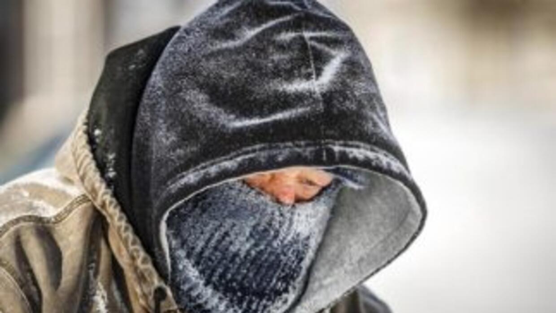 Temperaturas bajo cero, nieve y vientos fuertes son algunas de las condi...