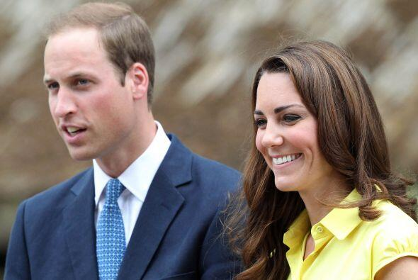 Los duques de Cambridge, William y Kate, protagonizaron hace un par de a...