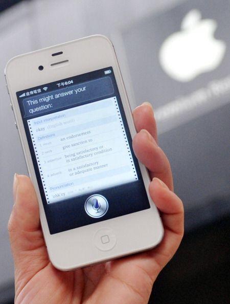 En 2012 un usuario podía usar un asistente de tecnología activado por vo...