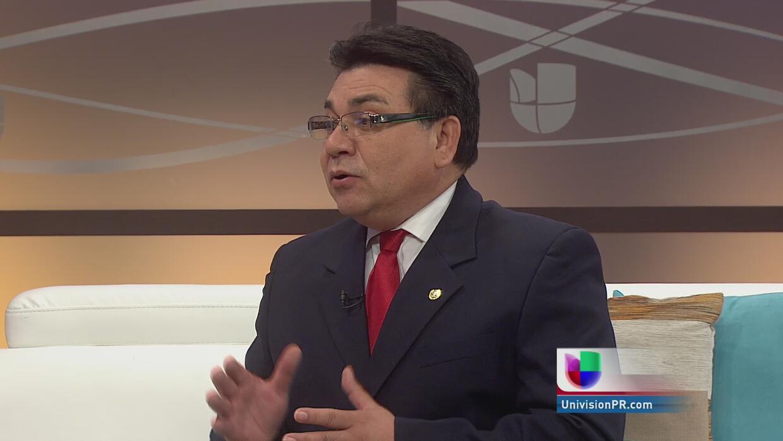 Ex Director Ejecutivo de la Autoridad de Enegería Eléctrica