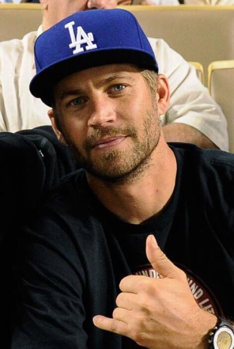 Walker durante un juego de los Dodgers en septiembre de 2011.