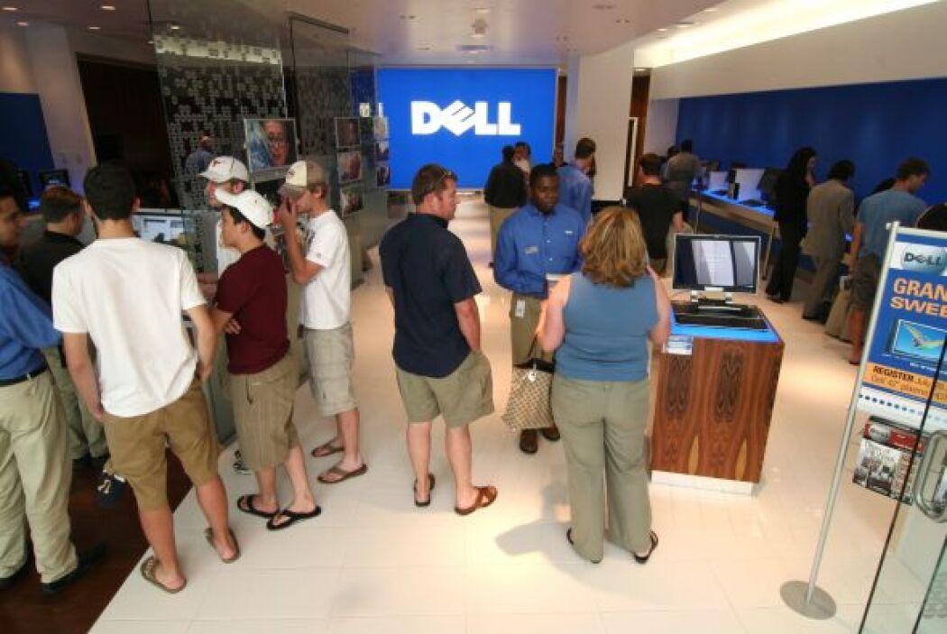 DELL- Y si tú prefieres dedicar tus compras a equipos de cómputo, Dell p...