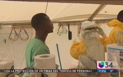 ¿Llegó el primer caso de Ébola a California?