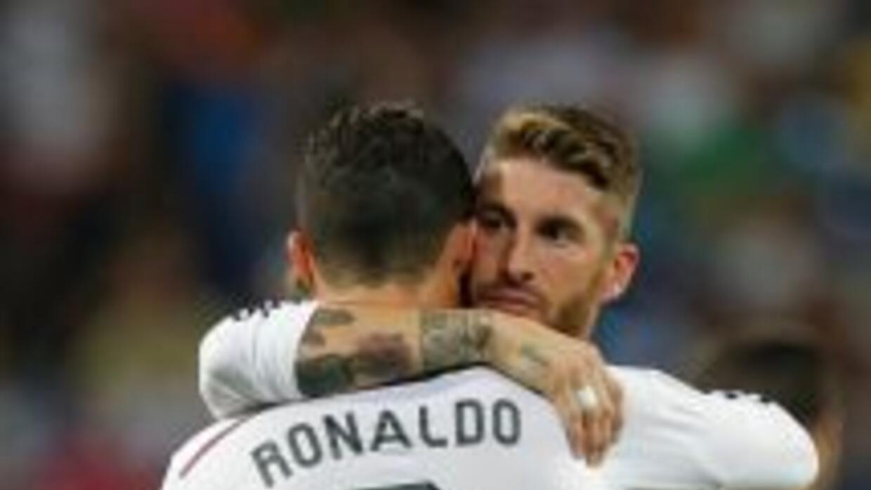 Ramos asegura que tiene una gran amistad con el crack portugués.