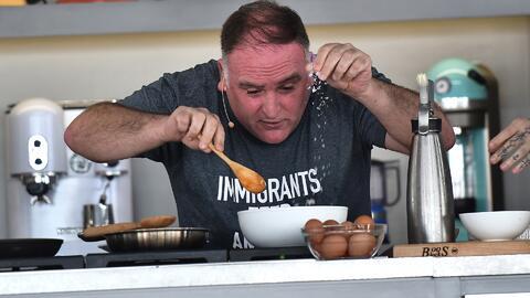El chef José Andrés nos contó cómo logró sus sueños en Estados Unidos y...