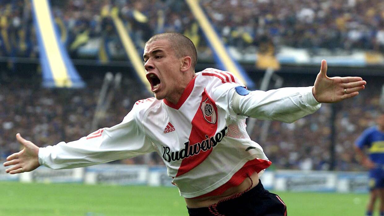 Andrés D'Alessandro regresa a River Plate