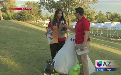 Festival de Halloween en Tempe