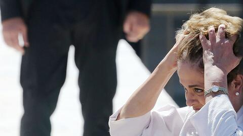 Dilma Rousseff, separada de la presidencia de Brasil