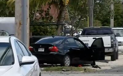 'Miami en un Minuto': persona muere y seis quedan heridos en accidente d...