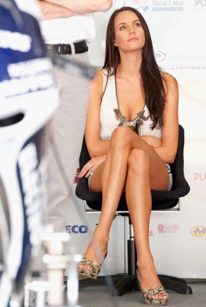 La bella modelo australiana levanta la adrenalina y temperatura de los a...